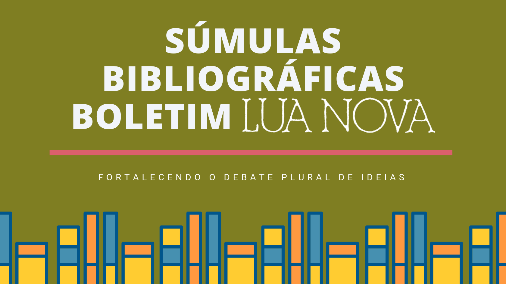 SÚMULAS BIBLIOGRÁFICAS BOLETIM LUA NOVA (1)